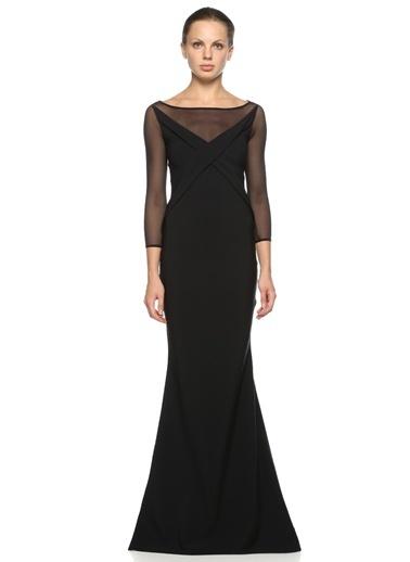 Chiara Boni Elbise Siyah